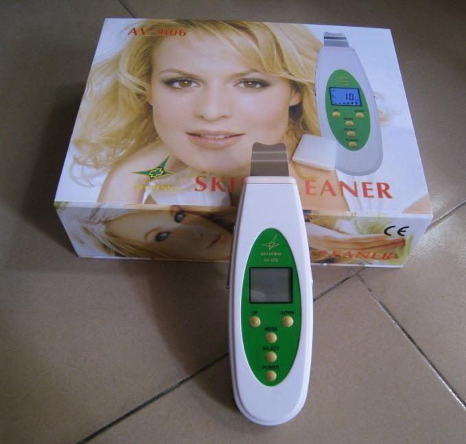 Прибор для ультразвуковой чистки в домашних условиях  367